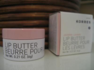 Korres Lip Butter Jasmine