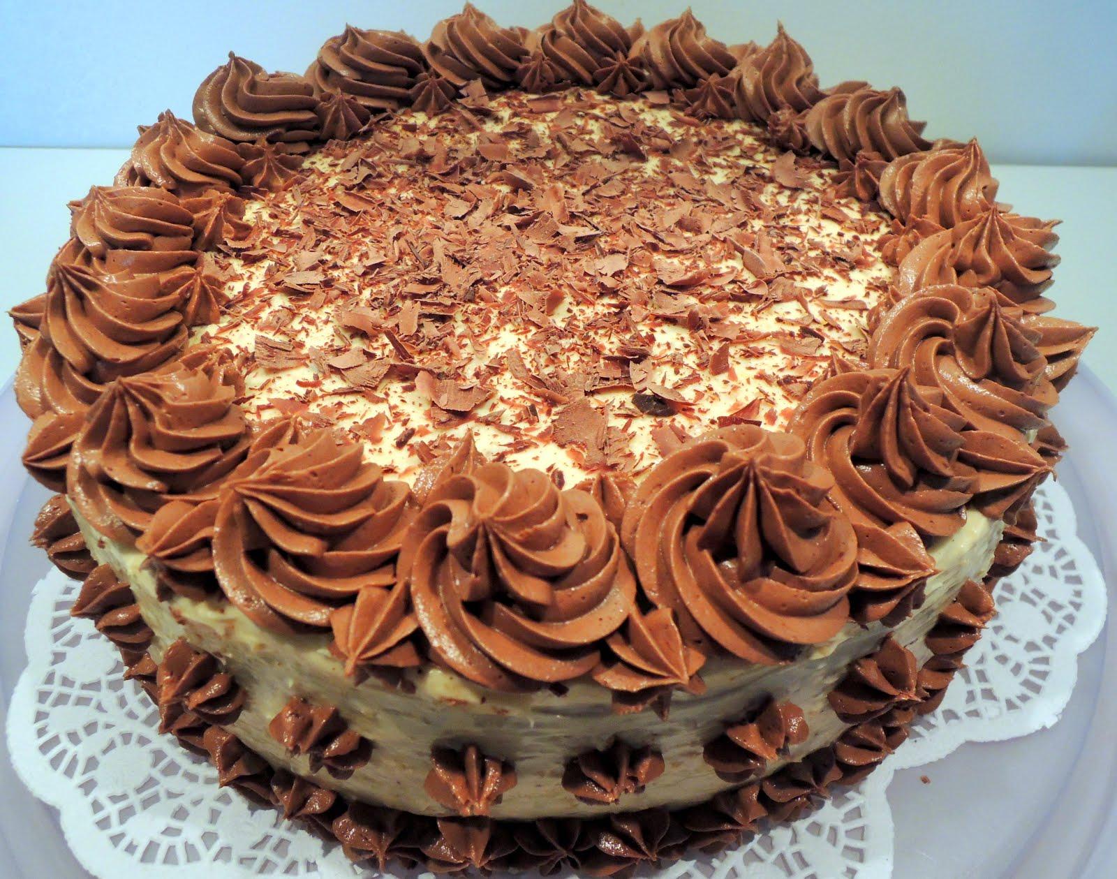 Bohemian Cake