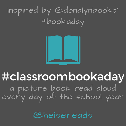 What is #classroombookaday?