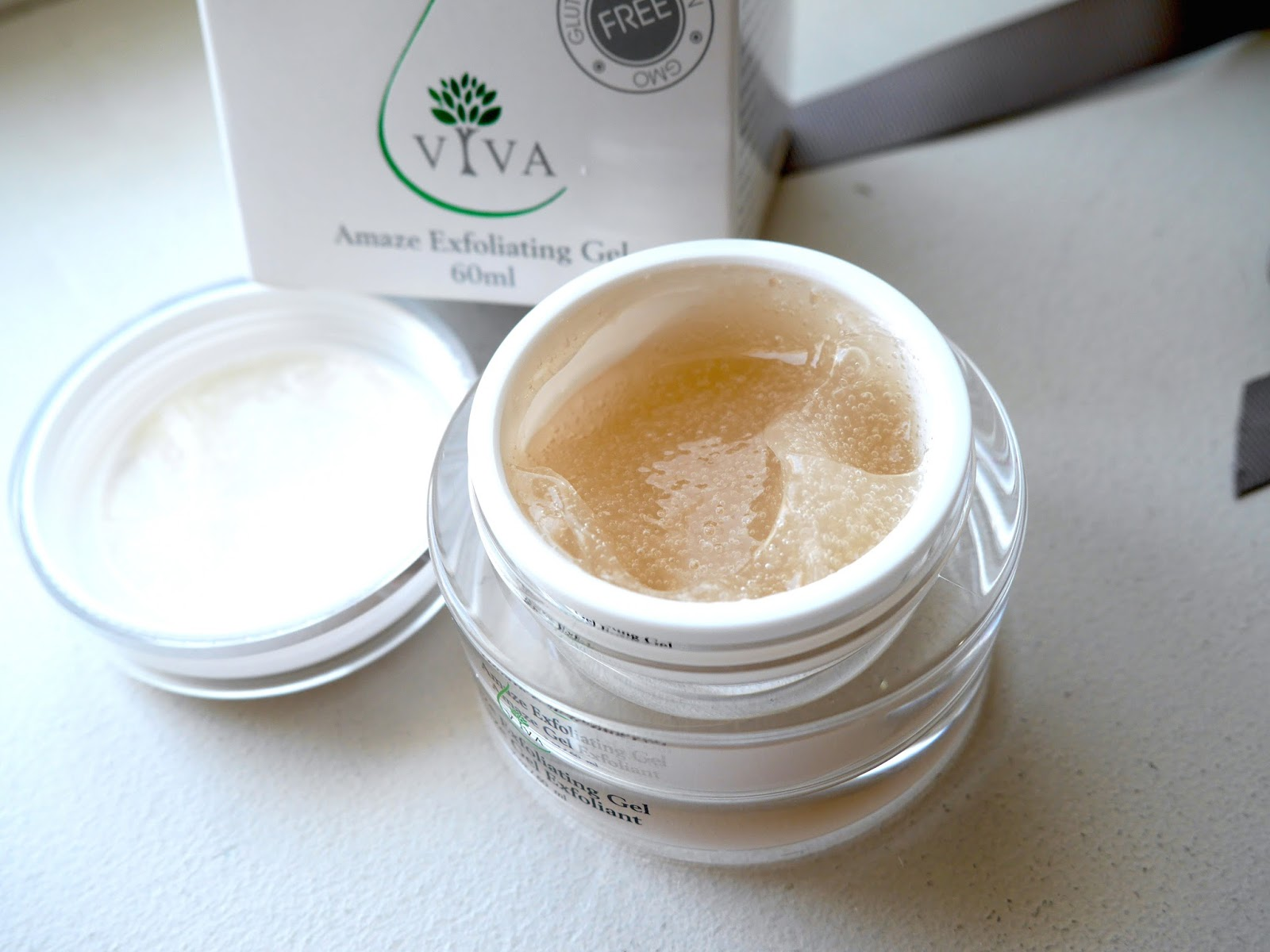 viva health skincare amaze exfoliating gel review