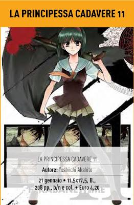 La principessa cadavere #11