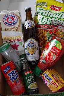 Lebensmittel, Überraschung, Wundertüte, Abo