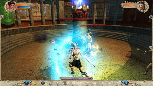 Numen Contest of Heroes PC Full