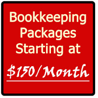 monthly and quarterly bookkeeping packages calgary.