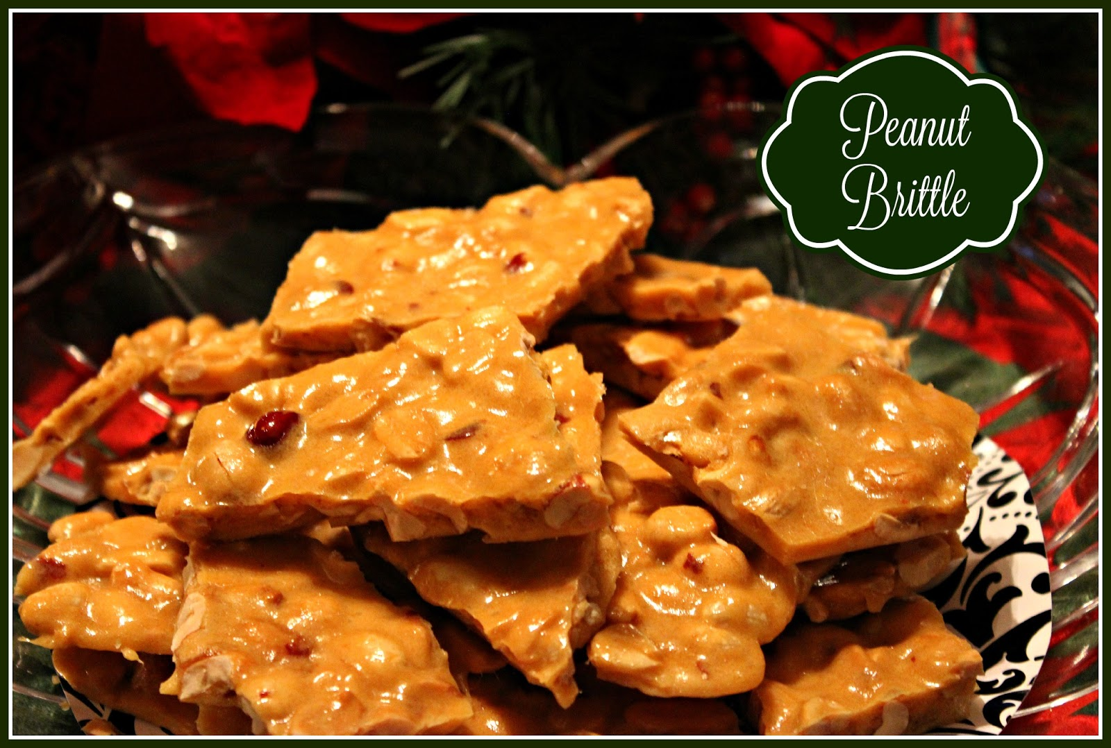 love good peanut brittle but really good peanut brittle can be hard ...