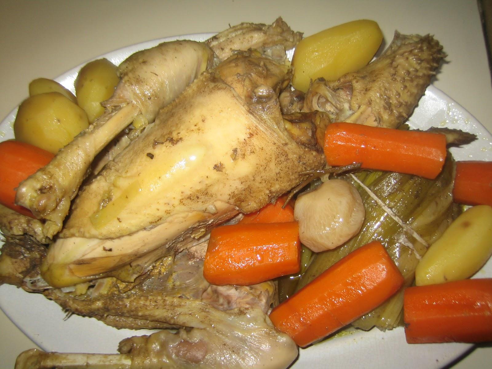 antifraise antifraise et la poule au pot