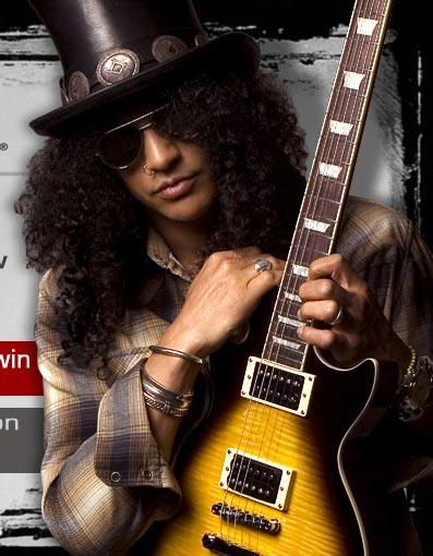Gitaris Paling Hebat di Dunia