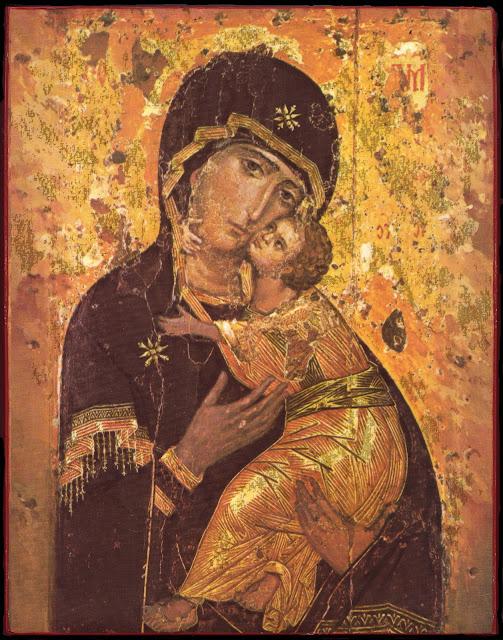 Panna Maria Vladimirská