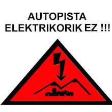 Gatikan Autopista Elektrikorik EZ
