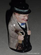 Winston Churchill Toby Jug D6172