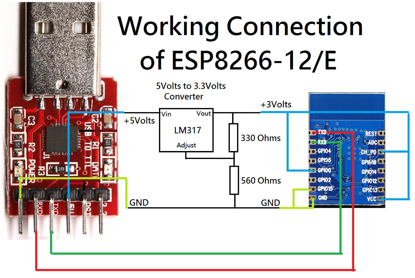 Software Serial Esp8266 Lua Tutorial