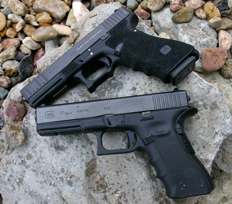 SAI Salient Arms International Glock 17 Tier 3 Review
