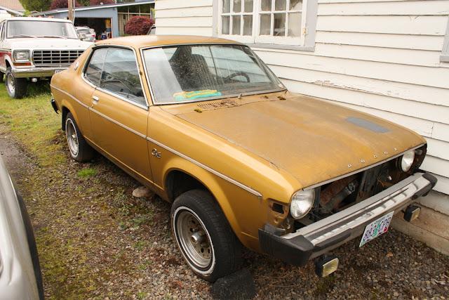 1974 Dodge Colt.