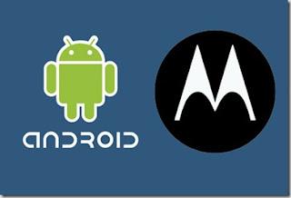 Equipos Motorola se actualizaran pronto a ICS.