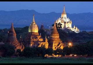 Plain of Temples, Bagan, Myanmar