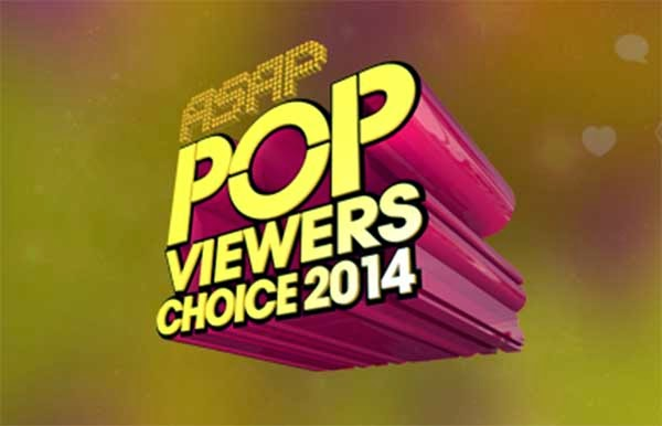 Pop Viewers' Choice 2014 Logo
