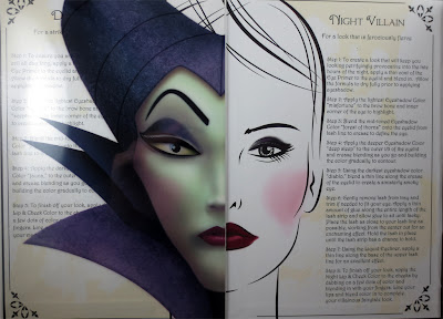 E.L.F. Disney Villain Palettes Swatch and Review!