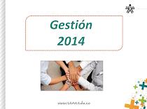 Informe de Gestión año 2014