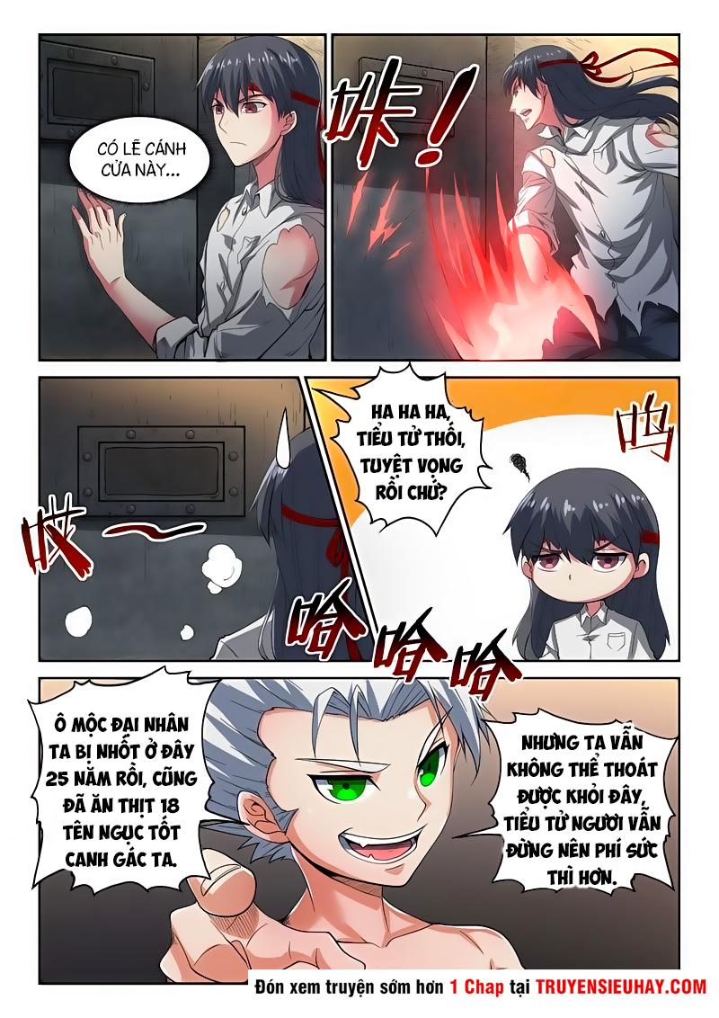 Tam Giới Huyết Ca trang 8