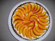 Nectarine Tart