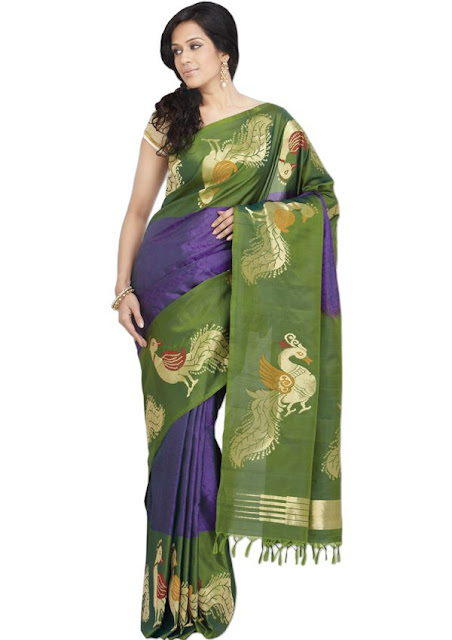 Marriage Sarees,Bridal Sarees,Designer Sarees,wedding sari, Hand Woven Silk Saree Now From Bhagalpur,Indian saree varities