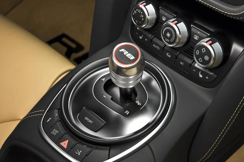Top Gear 2012 Audi R8 Spyder