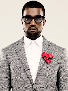 kanye in suit