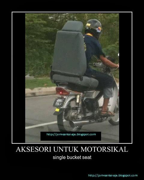 AKSESORI UNTUK MOTORSIKAL