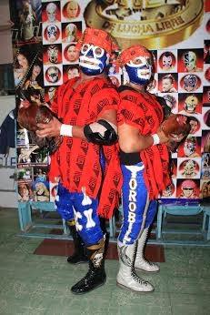 La Rebelion a llegado a la Arena Puebla