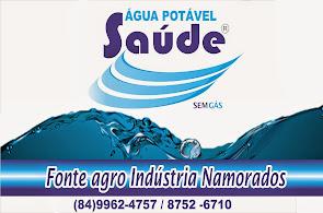 Água Potável Saúde!