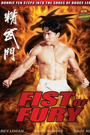 Anh Hùng Tinh Võ Môn - Fist Of Fury
