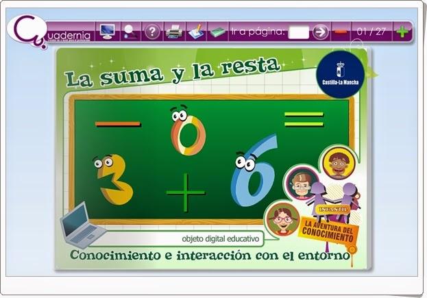 https://repositorio.educa.jccm.es/portal/odes/Infantil/cuaderno_Infantil_Suma_resta/index.html