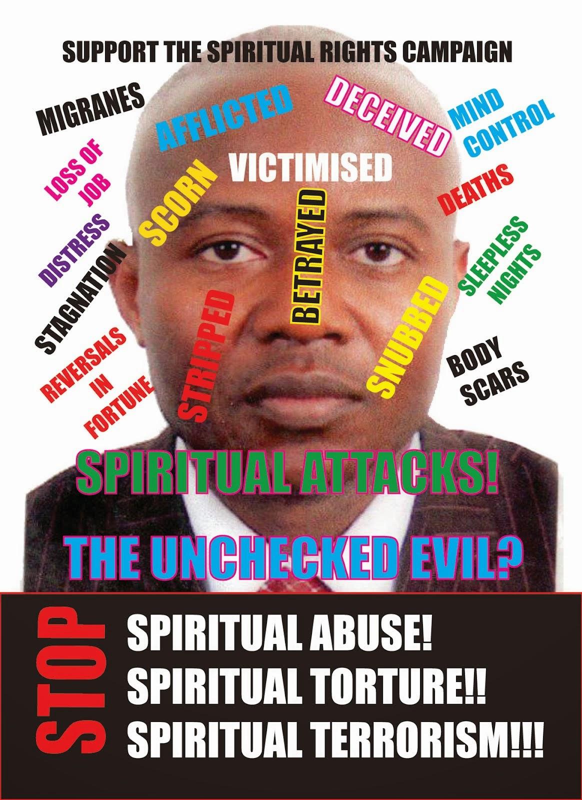 GO-PETITION CAMPAIN AGAINST SPIRITUAL TERRORISM