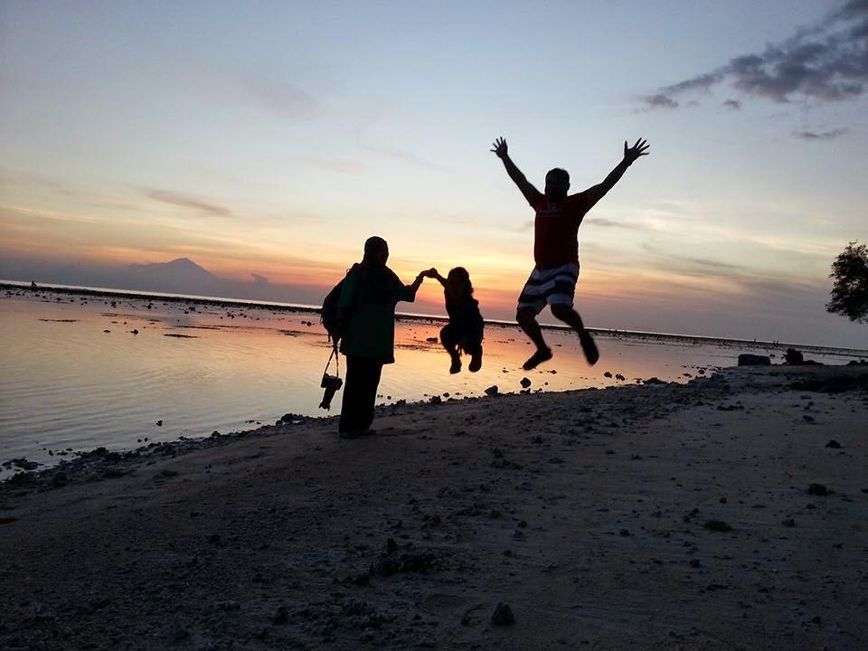 Gili Trawangan,Lombok-June 2014