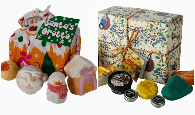 Lush Christmas Gift Sets 2013