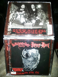 WHIPSTRIKER/POWER FROM HELL''brazilian bestial attack''