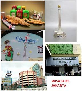Wisata ke Jakarta