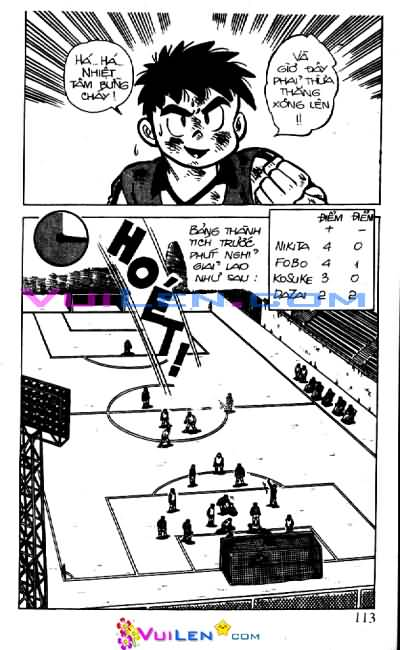Jindodinho - Đường Dẫn Đến Khung Thành III  Tập 13 page 113 Congtruyen24h