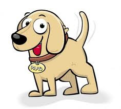 Dog wallpaper cartoon