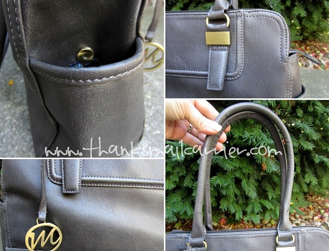 Emilie M Maddox Shoulder Bag review