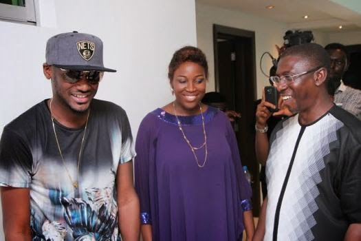 Tuface Idibia, Annie, Timi Dakolo, Others At The Unveiling of Haven Homes Lekki Show Home – Photos