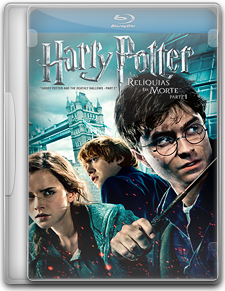 Capa Harry Potter 7: Parte 1   BluRay   Dual Áudio |720p|