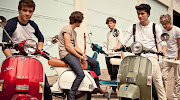 New photos from their Take Me Home photoshoot.