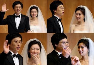 Yoo Jae Suk - Na Kyung-eun