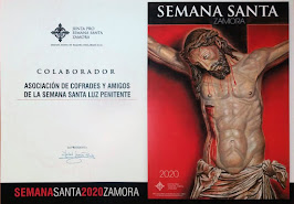 SOCIO COLABORADOR JUNTA PRO SEMANA SANTA ZAMORA