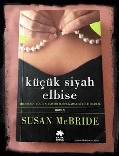 Küçük Siyah Elbise, Susan Mc Bridge, Eksik Parça Yayınları