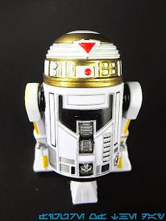R7-Series Astromech Droid Gold