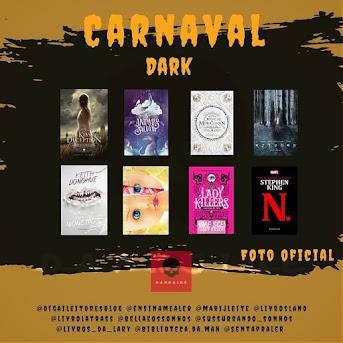 Sorteio de 8 livros da Darkside para 1 ganhador
