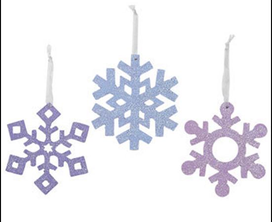Новогодние украшение из бумаги своими руками снежинки