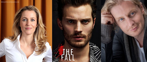 gillian anderson cast The Fall